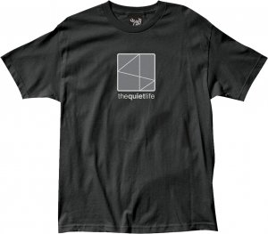 The Quiet Life Hourglass Tee -ブラック