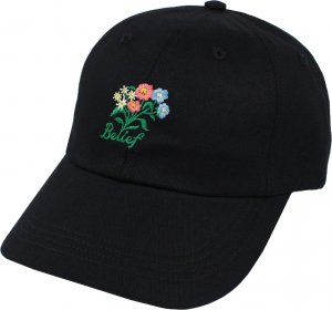 Belief NYC Bouquet Cap -ブラック