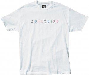 The Quiet Life Rainbow Tee -ホワイト