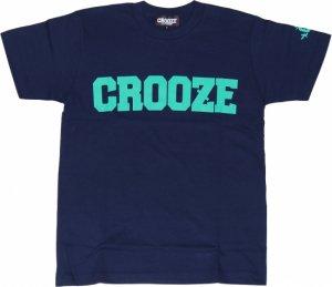 CROOZE Kid's Classic Tee  -ネイビー