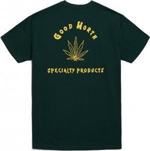 Good Worth & Co Specialty Products Tee -フォレスト