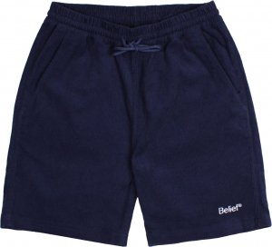 Belief NYC Seaside Corduroy Short -ネイビー