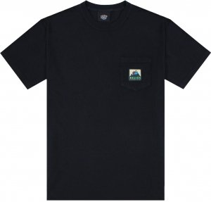 Belief NYC Elements Pocket Tee -ブラック