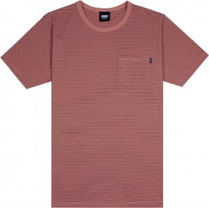 Belief NYC Hudson Pocket Tee  -モーブ