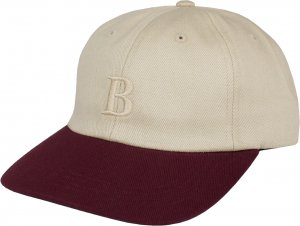 Belief NYC Borough 6 Panel Cap -サンド