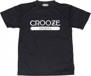 CROOZE Sports Logo Tee -ブラック