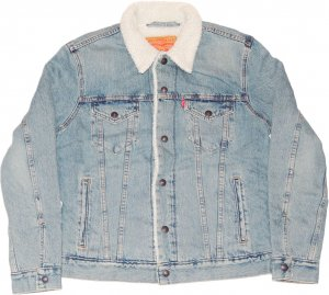 Levi's Type � Sherpa Trucker Jacket -デニム