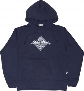 <img class='new_mark_img1' src='https://img.shop-pro.jp/img/new/icons1.gif' style='border:none;display:inline;margin:0px;padding:0px;width:auto;' />CROOZE Paisley Hoodie -ネイビー
