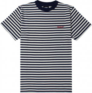 Belief NYC Newport Striped Tee  -ナチュラル
