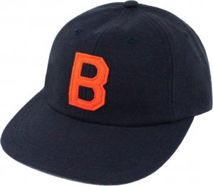 Belief NYC League 6-Panel Cap -ネイビー