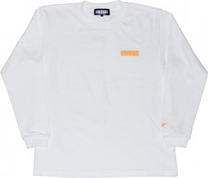 CROOZE Classic Long Sleeve Tee -ホワイト