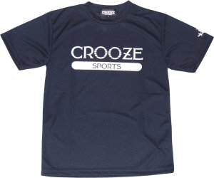 <img class='new_mark_img1' src='https://img.shop-pro.jp/img/new/icons1.gif' style='border:none;display:inline;margin:0px;padding:0px;width:auto;' />CROOZE Sports Logo Tee -ネイビー