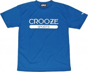 <img class='new_mark_img1' src='https://img.shop-pro.jp/img/new/icons1.gif' style='border:none;display:inline;margin:0px;padding:0px;width:auto;' />CROOZE Sports Logo Tee -ブルー