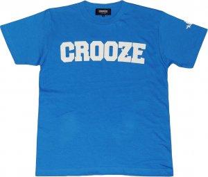 CROOZE Kid's Classic  Logo Tee  -ミディアムブルー