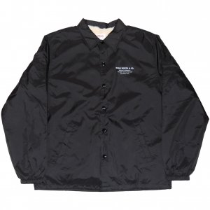 <img class='new_mark_img1' src='https://img.shop-pro.jp/img/new/icons1.gif' style='border:none;display:inline;margin:0px;padding:0px;width:auto;' />Good Worth & Co Balloon Coaches Jacket -ブラック