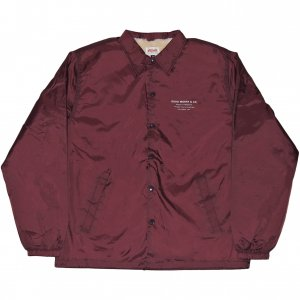 <img class='new_mark_img1' src='https://img.shop-pro.jp/img/new/icons1.gif' style='border:none;display:inline;margin:0px;padding:0px;width:auto;' />Good Worth & Co Balloon Coaches Jacket -マルーン