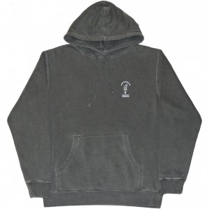 <img class='new_mark_img1' src='https://img.shop-pro.jp/img/new/icons1.gif' style='border:none;display:inline;margin:0px;padding:0px;width:auto;' />Good Worth & Co Smoking Parrot Pigment Dyed Pullover -ブラック