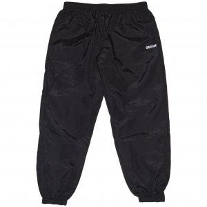 <img class='new_mark_img1' src='https://img.shop-pro.jp/img/new/icons1.gif' style='border:none;display:inline;margin:0px;padding:0px;width:auto;' />CROOZE Classic Nylon Track Pants -ブラック