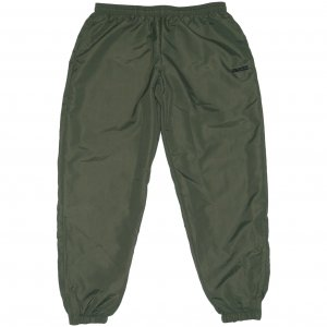 <img class='new_mark_img1' src='https://img.shop-pro.jp/img/new/icons1.gif' style='border:none;display:inline;margin:0px;padding:0px;width:auto;' />CROOZE Classic Nylon Track Pants -アーミーグリーン
