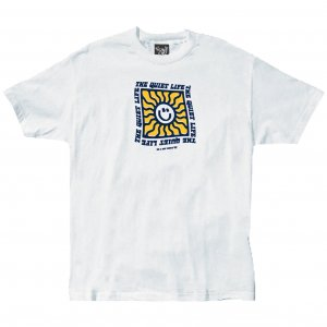 The Quiet Life Sunshine Tee -ホワイト