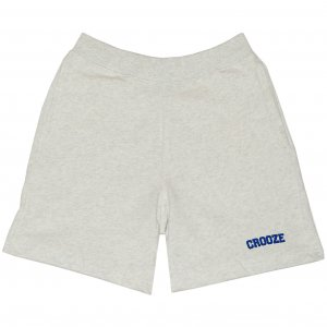<img class='new_mark_img1' src='https://img.shop-pro.jp/img/new/icons1.gif' style='border:none;display:inline;margin:0px;padding:0px;width:auto;' />CROOZE Classic Logo Sweat Shorts -オートミール