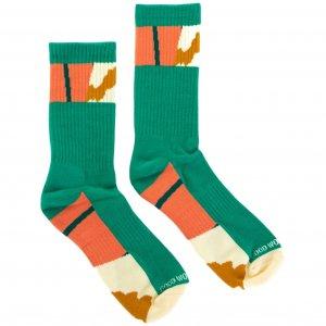Good Worth & Co Shapely Socks -グリーン