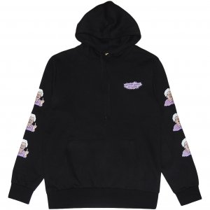 <img class='new_mark_img1' src='https://img.shop-pro.jp/img/new/icons1.gif' style='border:none;display:inline;margin:0px;padding:0px;width:auto;' />Brother Merle Betty 4.0 Hooded Pullover -ブラック