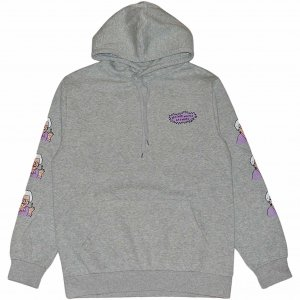 <img class='new_mark_img1' src='https://img.shop-pro.jp/img/new/icons1.gif' style='border:none;display:inline;margin:0px;padding:0px;width:auto;' />Brother Merle Betty 4.0 Hooded Pullover -ヘザーグレー