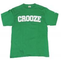 CROOZE Classic Logo Tee -グリーン