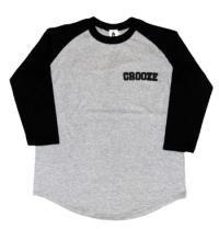 CROOZE ラグラン7分丈Tシャツ