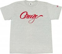 <img class='new_mark_img1' src='https://img.shop-pro.jp/img/new/icons20.gif' style='border:none;display:inline;margin:0px;padding:0px;width:auto;' />CROOZE SCRIPT Tシャツ -グレー