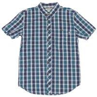 BROOKLYN INDUSTRIES 半袖チェックシャツ
