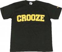 CROOZE Classic Logo Tee -ディープグリーン