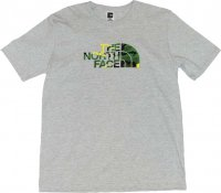THE NORTH FACE プリントTシャツ