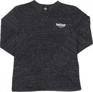 Belief NYC MARKET ロングスリーブ Tシャツ
