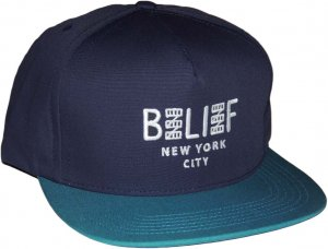 Belief NYC CITY BLOCK スナップバック