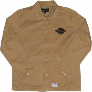 BENNY GOLD ROUTE 16 TWILL COACH JACKET