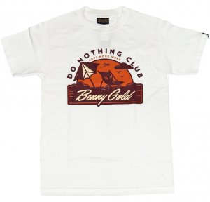 BENNY GOLD DO NOTHING CLUB Tシャツ