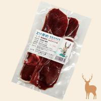エゾシ鹿肉ももスライス肉の商品写真