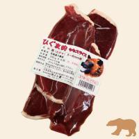 ヒグマスライス肉の商品写真