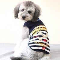 ジーニートップス ネイビー lovabledog