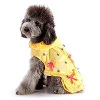 プチリボンパーカーワンピース イエロー lovabledog