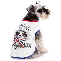 LOVELY DOGタンク ホワイト lovabledog