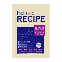ホリスティックレセピー ドッグフード ラム&ライス  成犬用  小粒 6.4kg