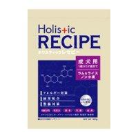 ホリスティックレセピー ドッグフード ラム&ライス  成犬用  中粒 2.4kg