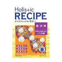 ホリスティックレセピー ドッグフード チキン&ライス  シニア 2.4kg