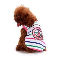【OUTLET】ラバーブルマリンタンク ホワイト 3号 lovabledog