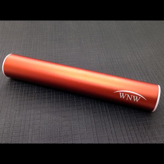 【アウトレット】 携帯用充電バッテリー スマートフォン 携帯電話の予備バッテリー カラー:オレンジ