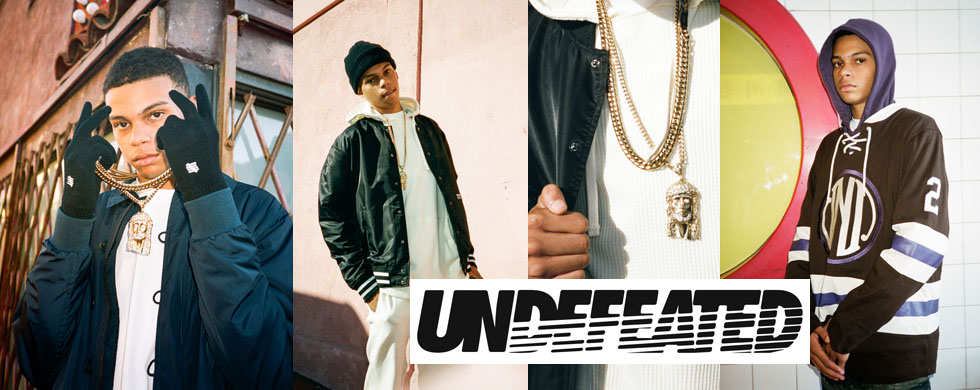 Fedup.jp | UNDEFEATED 商品入荷中です