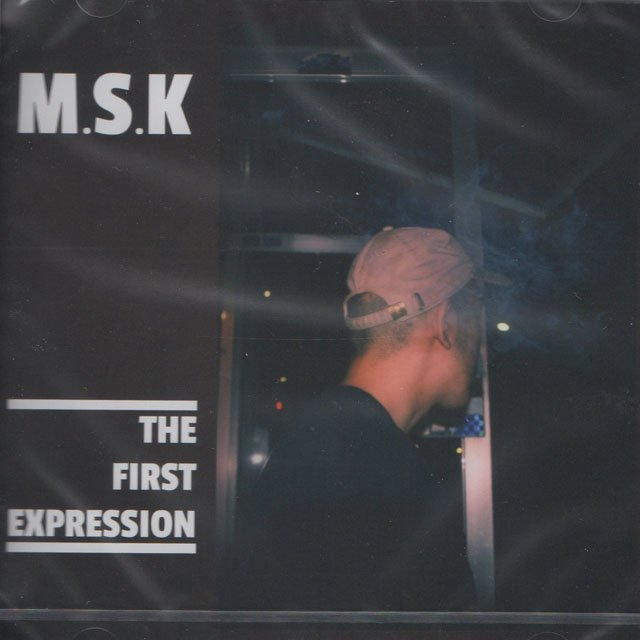詳細画像M.S.K - THE FIRST EXPRESSION